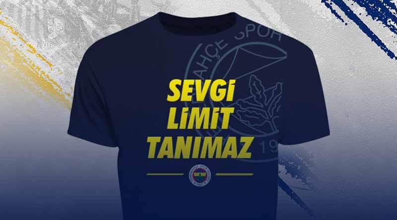 Sevgi Limit Tanımaz tişörtü