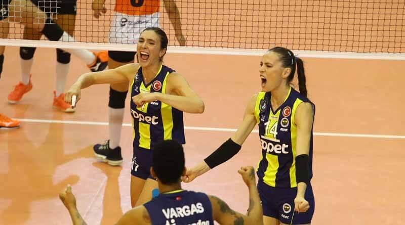 Eczacıbaşı Vitra - Fenerbahçe Opet