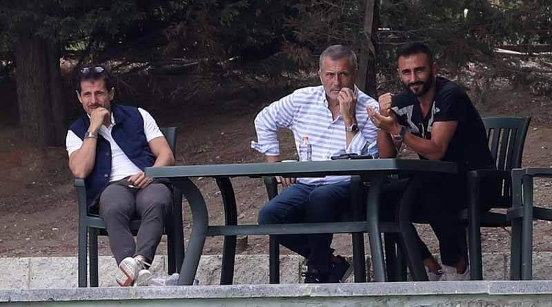 Emre Belözoğlu - Volkan Ballı - Selçuk Şahin