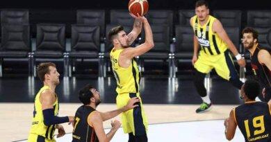 Fenerbahçe Beko - Galatasaray Doğa Sigorta