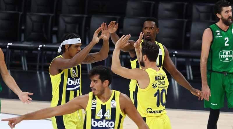 Fenerbahçe Beko - Darüşşafaka Tekfen