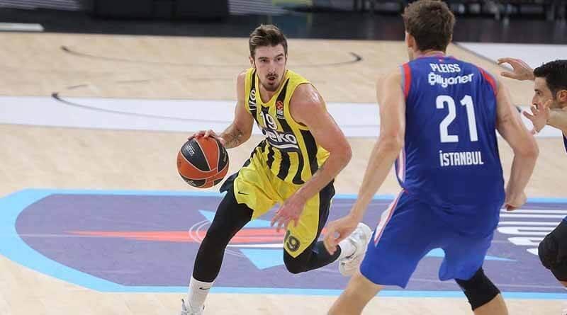 Anadolu Efes - Fenerbahçe Beko