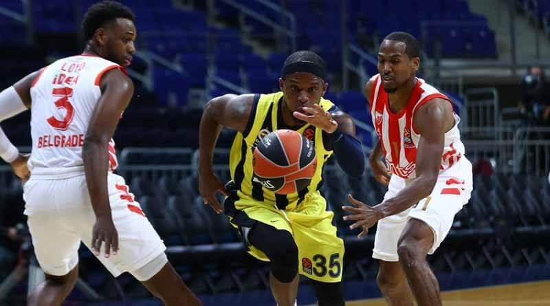 Fenerbahçe Beko - Kızılyıldız