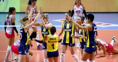 Fenerbahçe Opet - Aydın BŞB