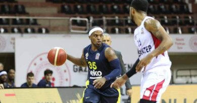 Gaziantep Basketbol - Fenerbahçe Beko