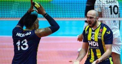 Halkbank - Fenerbahçe HDI Sigorta