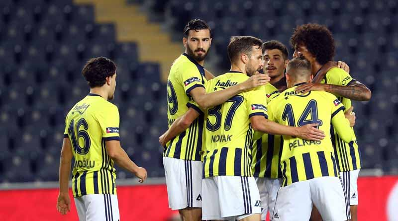 Fenerbahçe - Sivas Belediye