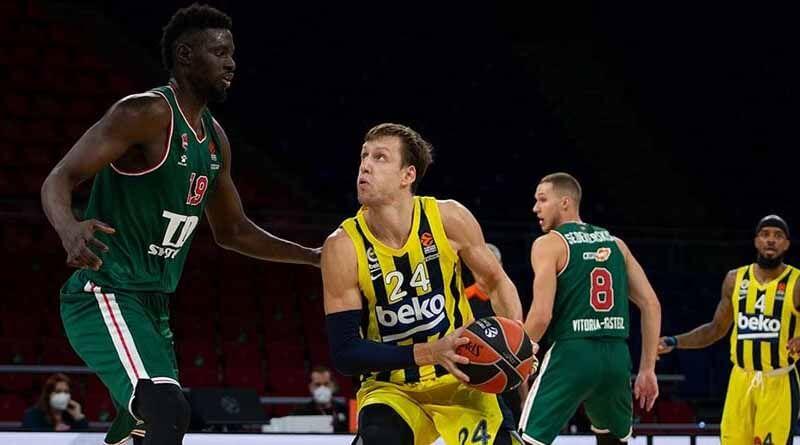 TD Systems Baskonia - Fenerbahçe Beko