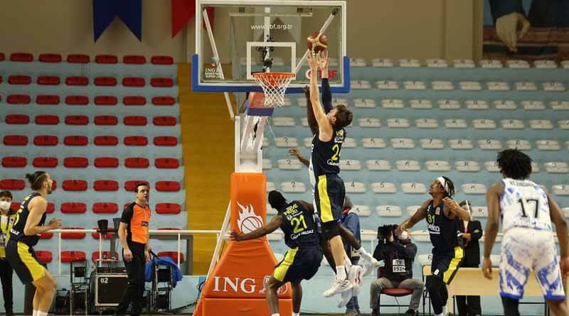 Büyükçekmece Basketbol - Fenerbahçe Beko