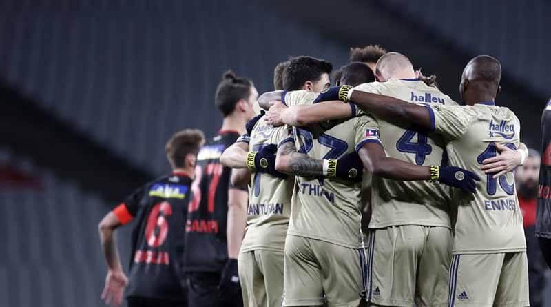 Fatih Karagümrük - Fenerbahçe